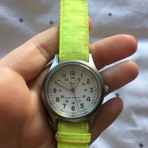 Timex for J. Crew watch